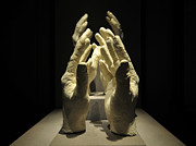 Hands Of Apollo Print by David Lee Thompson