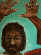 Restore Paintings - Hands that heals by Derek Polite