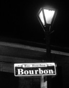 Bourbon Street Posters - Hanging Around Poster by Joy Tudor