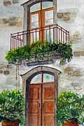 Hanging Garden Print by Heidi Patricio-Nadon