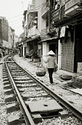 The Ghetto Prints - Hanoi Life Print by Shaun Higson