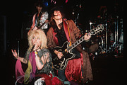 Rich Fuscia Prints - Hanoi Rocks  Print by Rich Fuscia