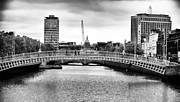 Penny Photos - Hapenny Bridge by John Rizzuto