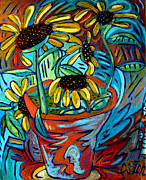 Van Gogh Originals - Happy Birthday Vincent by Charlie Spear