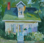 Elaine Hurst - Happy Cottage