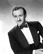 Mustache Framed Prints - Happy Go Lovely, David Niven, 1951 Framed Print by Everett