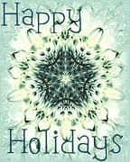Kaleidoscope - Happy Holidays by Cathie Tyler