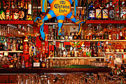 Beers Posters - Happy Hour . 7D14187 Poster by Wingsdomain Art and Photography