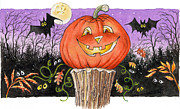 Halloween Originals - Happy Jack by Richard De Wolfe