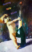 Champagne Originals - Happy New Year 2011.... by Andrzej  Szczerski