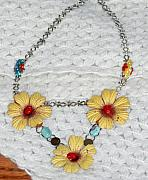 Fun Jewelry - Happy Spring by Tanya Netting