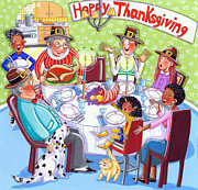 Ilene Richard - Happy Thanksgiving