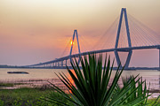 Lowcountry Art - Harbor Sunset by Drew Castelhano