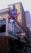 Pop Icon Photos - Hard Rock Seattle by Kevin D Davis
