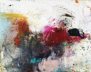 Abstracts Prints - Hard Tellin IV Print by Michel  Keck