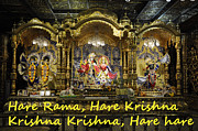 Hare Photo Posters - Hare Rama Poster by Vijay Sharon Govender