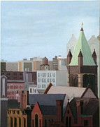 Gary Conger - Harlem Churches