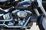 Harley Davidson Photos - Harley-Davidson - 5D19285 by Wingsdomain Art and Photography
