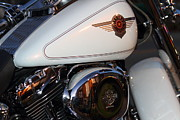 Harley Davidson Photos - Harley-Davidson Motorcycle . 7D12759 by Wingsdomain Art and Photography