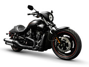 Motorcycle Prints - Harley Davidson VRSCD Night Rod Special  Print by Oleksiy Maksymenko