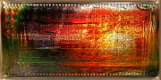Collectibles Mixed Media - Harmonic Distortion by Li   van Saathoff