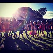Children Photos - {harmony Day} The #children #danced In by Robyn Padden