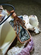 Malachite Jewelry - Harmony in Copper - Sold by Judy Wood