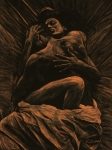 Figurative Tapestries Textiles - Harmony by Richard Young