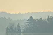 Lake Massabesic Photos - Harmony by Toshihide Takekoshi