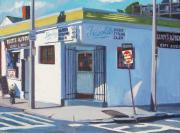 Harold Paintings - Harolds by Deb Putnam