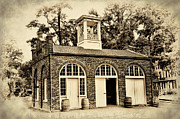 Harpers Ferry Prints - Harpers Ferry Armory Print by Bill Cannon