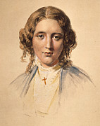 Abolition Framed Prints - Harriet Beecher Stowe Framed Print by Granger