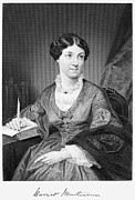 Harriet Prints - Harriet Martineau Print by Granger