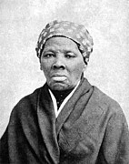 Abolition Movement Metal Prints - Harriet Tubman (1823-1913) Metal Print by Granger