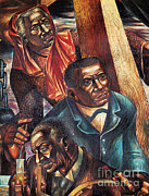 Tubman Posters - Harriet Tubman, Booker Washington Poster by Photo Researchers
