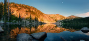North Idaho Photos - Harrison Lake Panoramic by Leland Howard