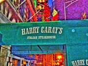 Barry R Jones Jr Digital Art - Harry Carays by Barry R Jones Jr