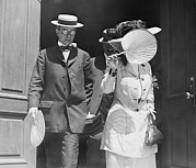 Playboy Art - Harry Thaw 1871-1947, Leaving Court by Everett