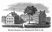 Harvard University, 1755 Print by Granger