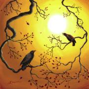 Laura Iverson - Harvest Crows