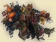 Decoupage Art - Harvest Home by RC DeWinter