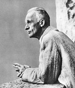 Harvey Posters - Harvey Cushing, American Neurosurgeon Poster by