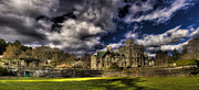 Gifted Posters - Hatley Castle Panorama Poster by Matt Dobson