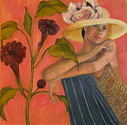 Connie Freid - Hats and Flowers