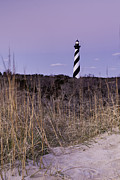 Water Photographs Prints - Hatteras Lighthouse - NC Lighthouse Scene Print by Rob Travis