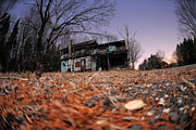 Haunted House Photos - Haunted House by Mike Lindwasser Photography