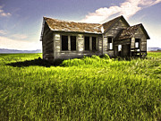 Gregory Dyer - Haunted shack in Idaho