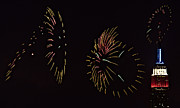 Fireworks Prints - Have a Fifth on the Fourth Print by Susan Candelario