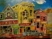 Michael Litvack Art - Have you been to San Francisco by Michael Litvack