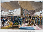 Baptism Photos - Hawaii: Baptism, 1819 by Granger